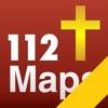 112 聖書に関する地図。簡単 - iPhoneアプリ
