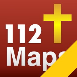 112 Bible Maps Easy