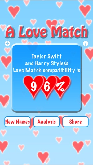 a love match compatibility calculator on the app store