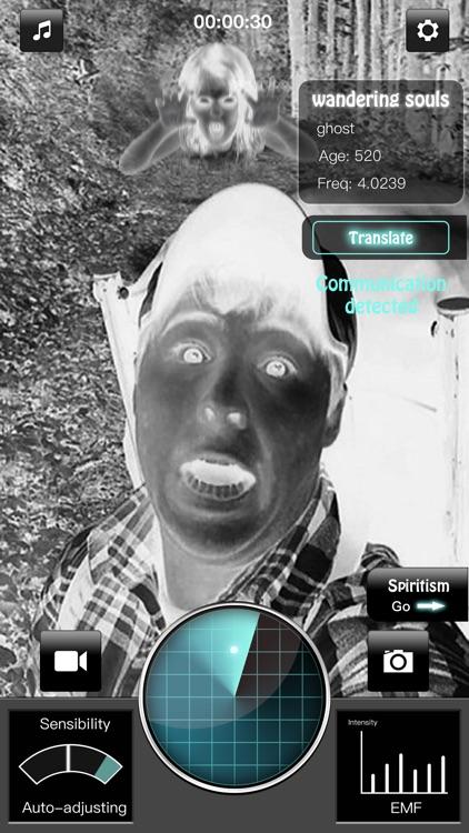 Ghost Surveyor-Scary Detector