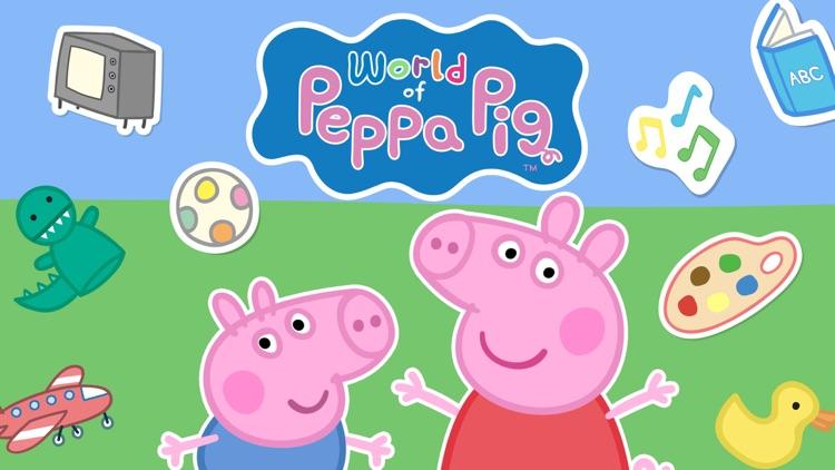 World of Peppa Pig screenshot-0