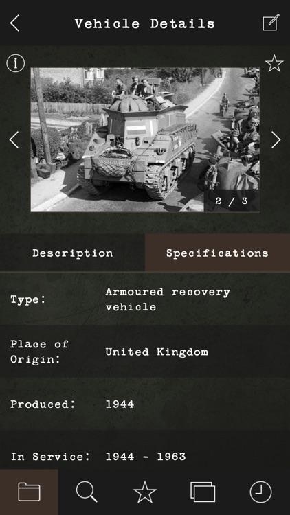 World War II Military Vehicles screenshot-4