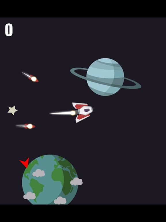 Galaxy Chasers for Watch screenshot 5