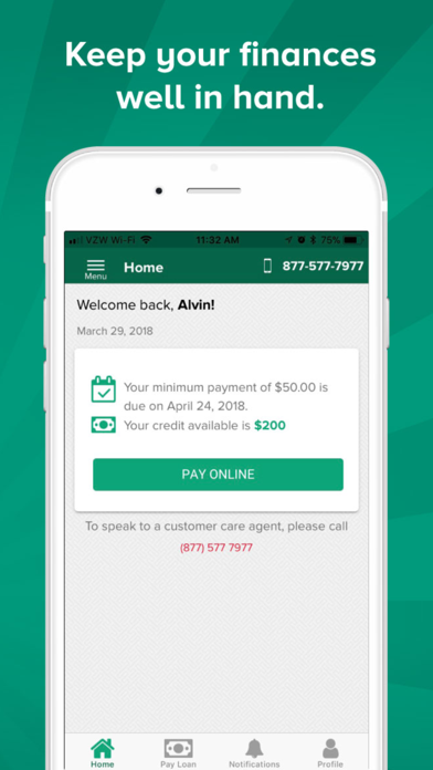 Check Into Cash by Check Into Cash (iOS, United States