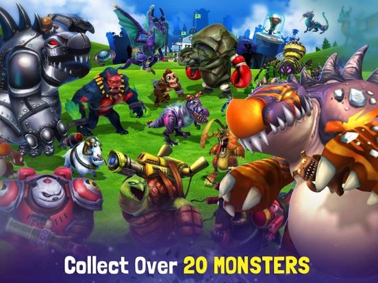 Скачать игру MonstroCity: Rampage
