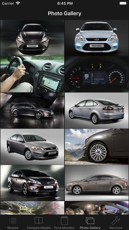 CarSpecs Ford Mondeo III 2010 screenshot-3