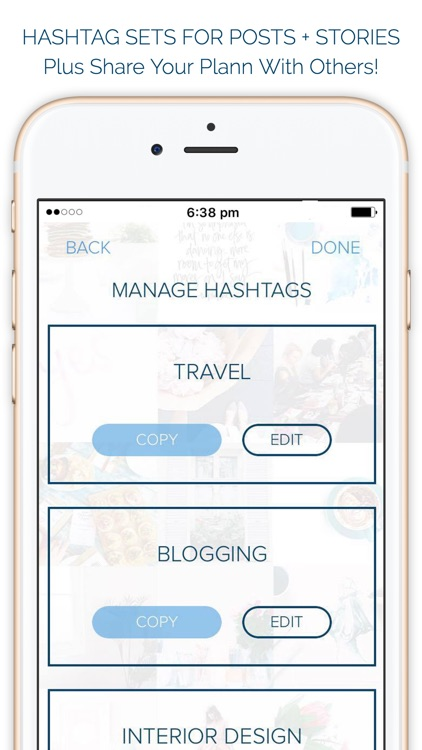Plann - Visual Planner and Scheduler for Instagram screenshot-4