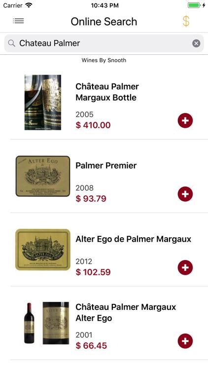 Wine Cellar Database screenshot-3