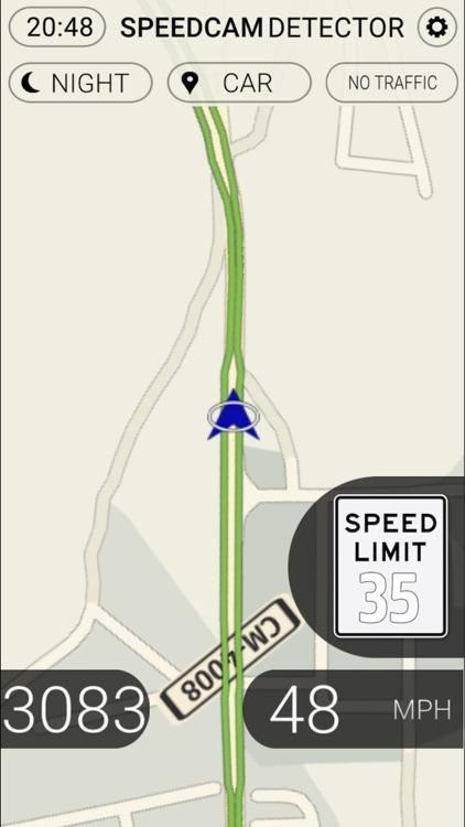 Speedcams Slovakia screenshot-4