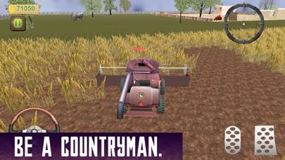 Farming Simulator 2017-Blocky Plow Harvester screenshot four