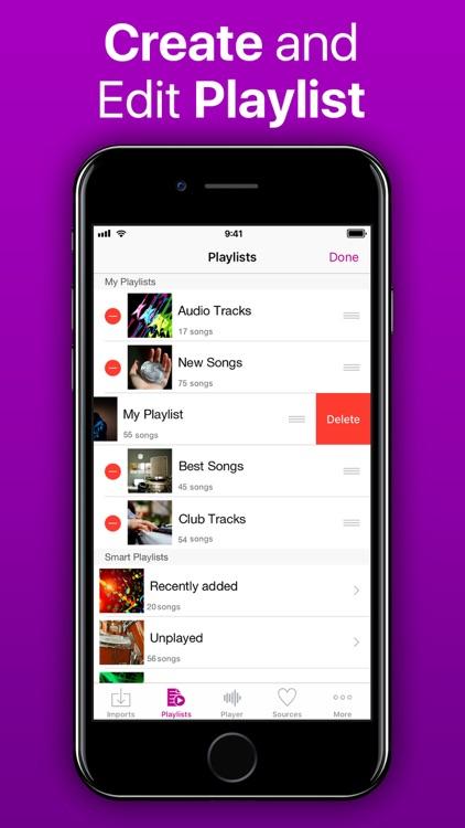 Music Cloud Offline screenshot-4
