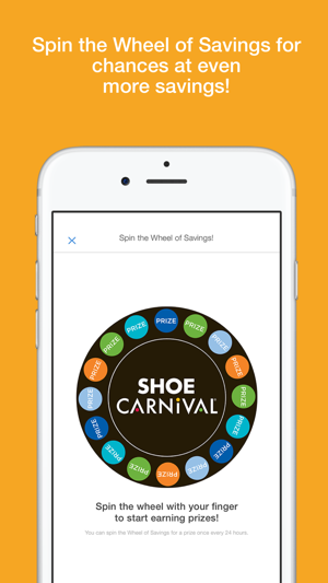 shoe carnival on the app store