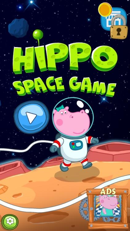 Hippo Space Hero