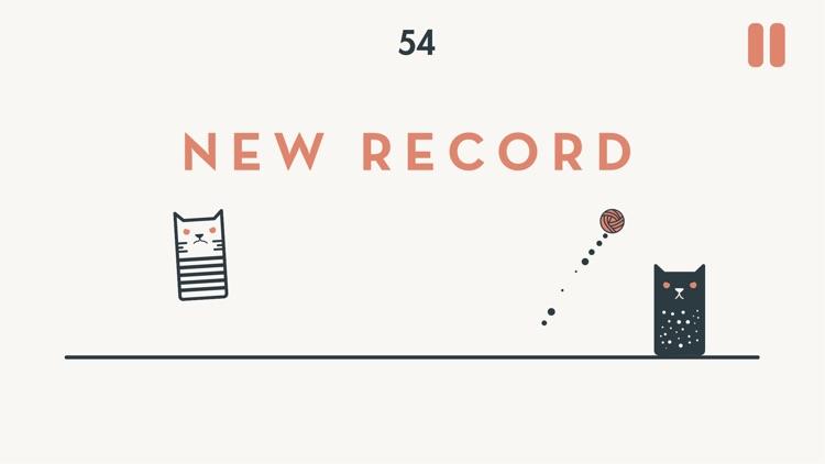 Cat Pong screenshot-3