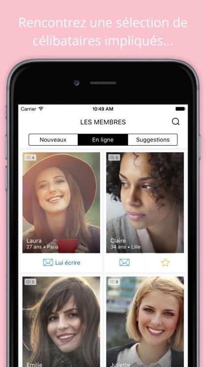 Attractive World Rencontres screenshot-0