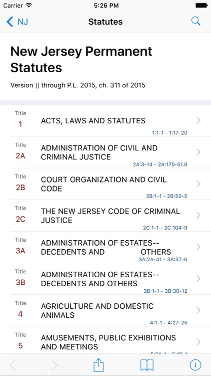 New Jersey Law (LawStack Series)