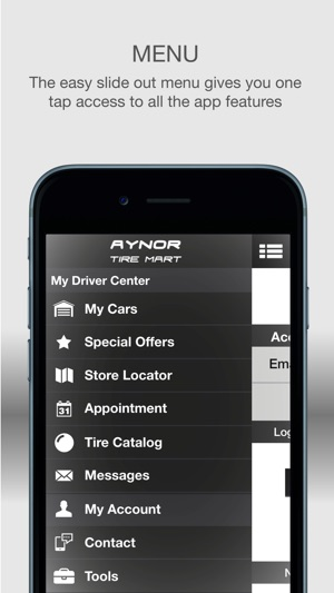 Aynor Tire Mart On The App Store