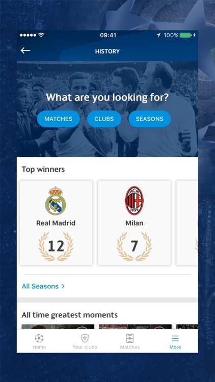 UEFA Champions League Official screenshot-4