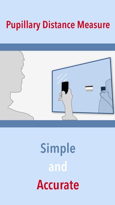 Pupillary Distance Measure screenshot 3