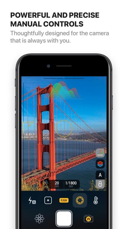 Camera-M screenshot-0