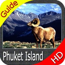 Phuket Island HD  GPS Charts