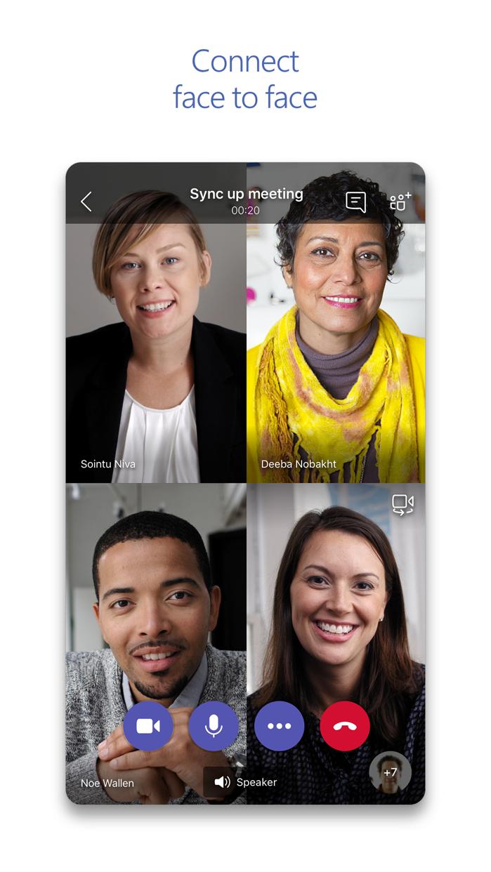 Microsoft Teams Screenshot