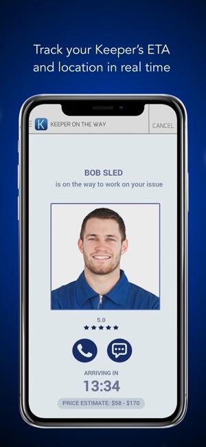 Keepe - Handyman on Demand on the App Store