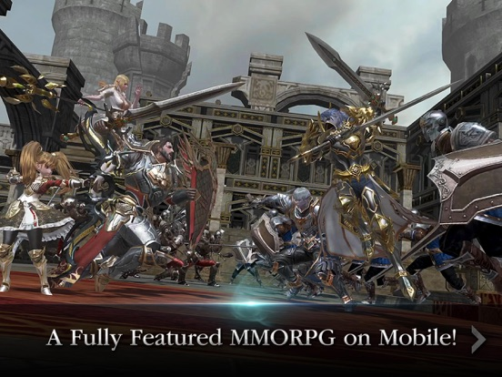 Lineage 2: Revolution (iPad) reviews at iPad Quality Index