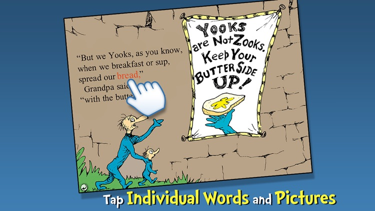 The Butter Battle Book - Dr. Seuss screenshot-2