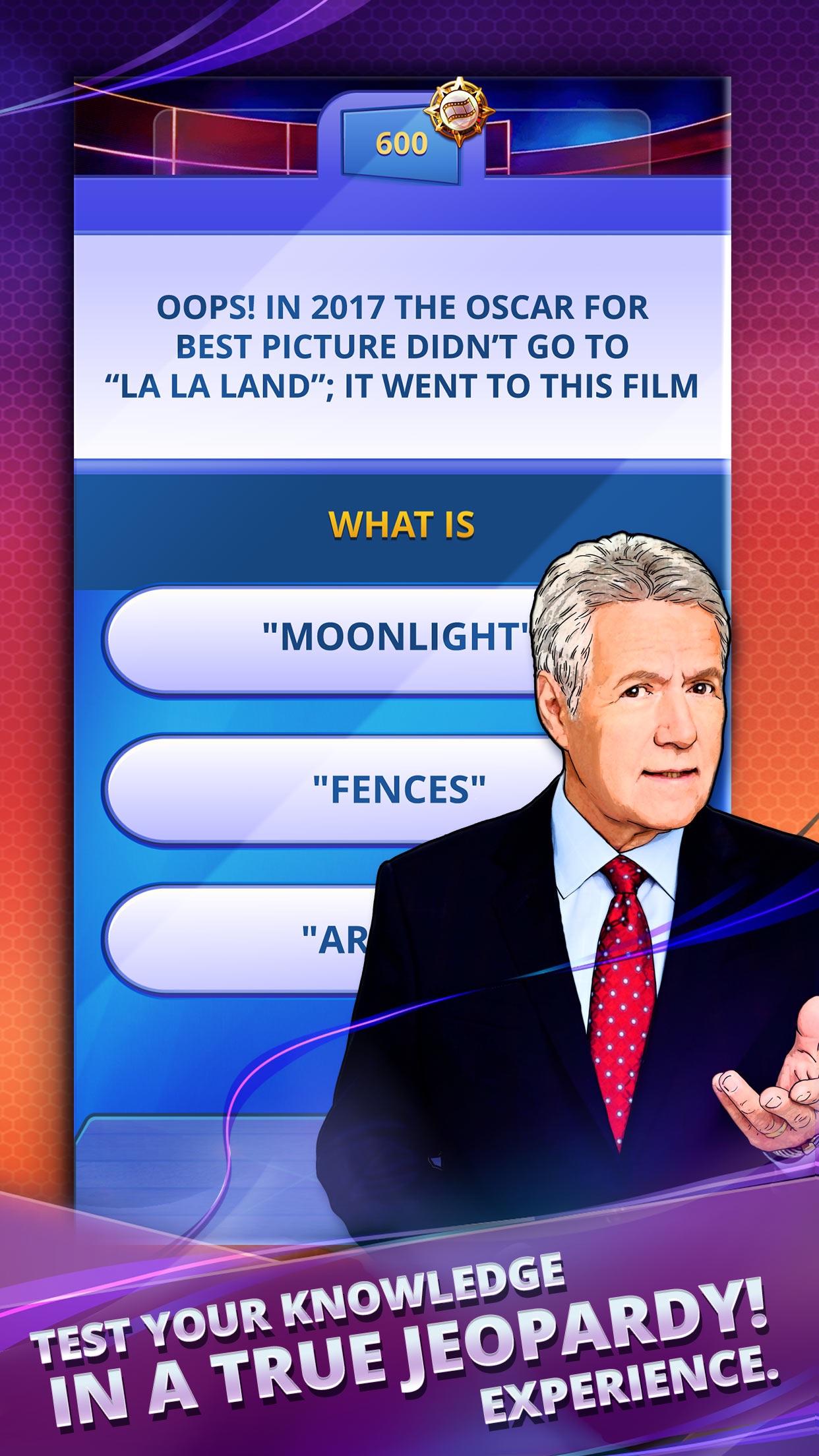 Jeopardy! World Tour Screenshot