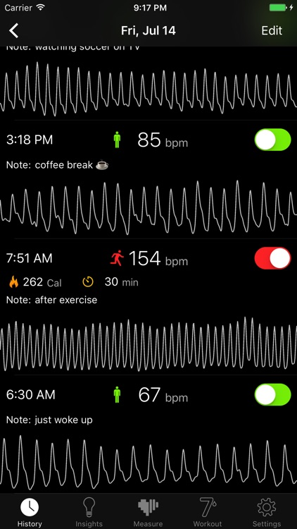 Cardiio: Heart Rate Monitor