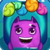 Hungry Monster - Funny Puzzle Games
