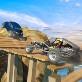 Dune Buggy Car Racing: Extreme Beach Rally Driving