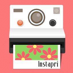 結婚式に!ましかく写真プリント・フォトブック-Instapri