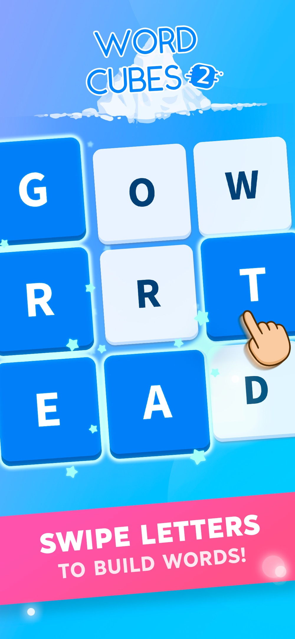 Word Cubes 2 Cheat Codes