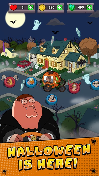 Family Guy Freakin Mobile Game screenshot-0
