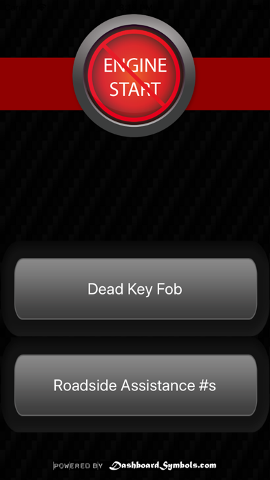 Dead Key FOB screenshot one