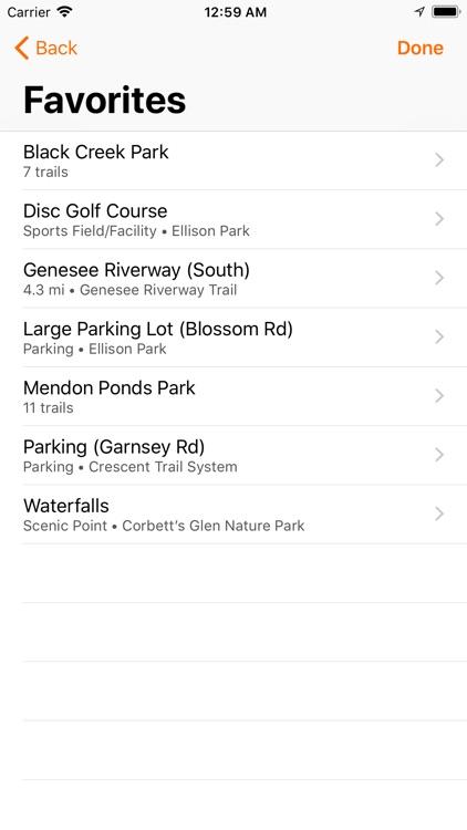 #TrailsRoc Maps screenshot-3