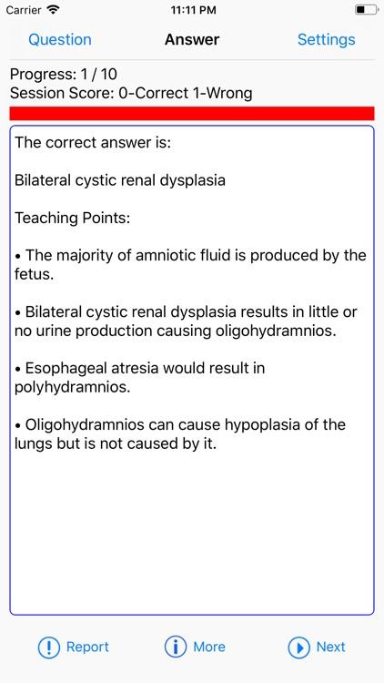 Nephrology Board Reviews screenshot-7