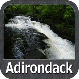 Adirondack State Park - GPS Map Navigator
