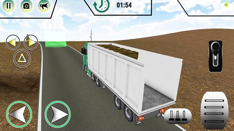 Army Cargo Truck Transporter screenshot-8