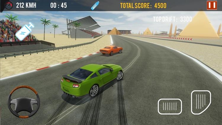 Real Drift Car Racing Fever screenshot-4
