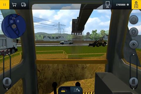 Construction Simulator PRO screenshot 2