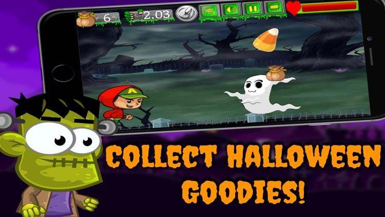 Halloween Dash screenshot-4