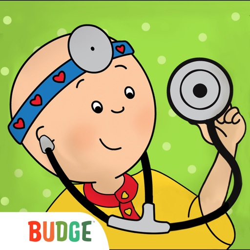 Caillou Check Up: Doctor Visit iOS Hack Android Mod