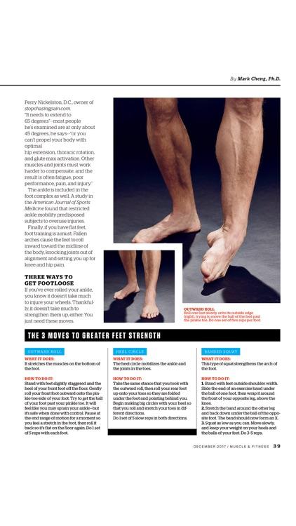 Muscle & Fitness Magazine screenshot-4