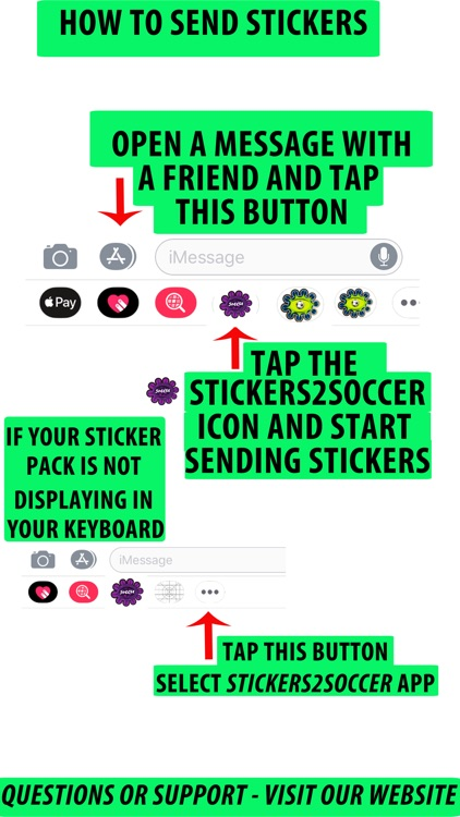 Stickers2Soccer