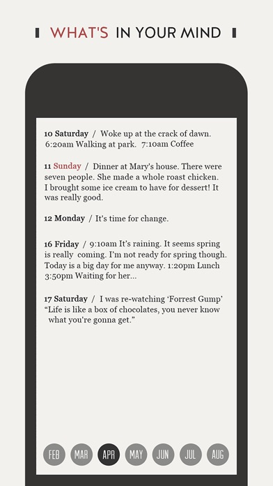 download DayGram Diary apps 1