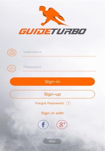 GuideTurbo - náhled