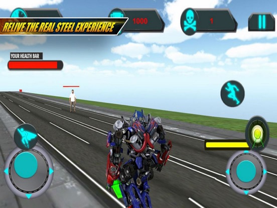 AUTO Robots Battle Alien screenshot 4